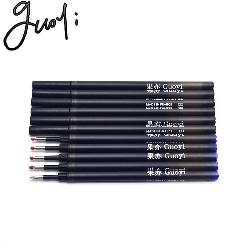 Guoyi Q013 Neutral Pen 10pc /lot Learning Office Stationery For School Gift Pen & Luxury Brand Business Writing Accessories