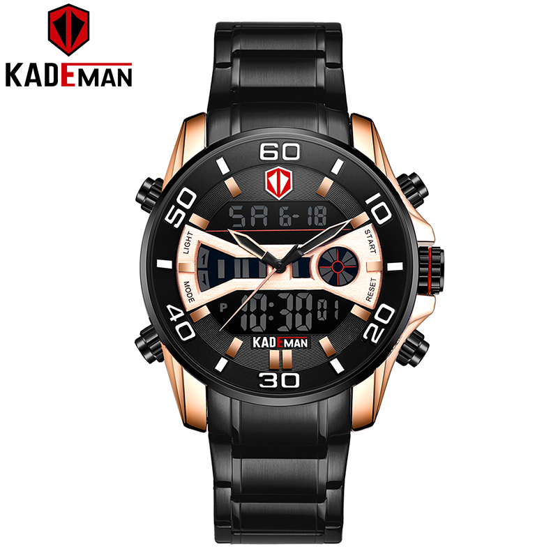Часы KADEMAN K6171