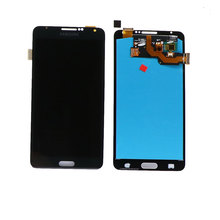 100% tested AMOLED LCD for Samsung Galaxy Note 3 N7505 screen display touch digitizer new lcd screen display with touch screen digitizer assembly replacement for samsung note 3 lite n7505 free shipping