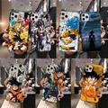 Чехол для телефона Dragon Z Balls Son Goku, чехол для iphone 12 11 Pro Max Mini XS Max 8 7 6 6S Plus X 5S SE 2020 XR, DBZ
