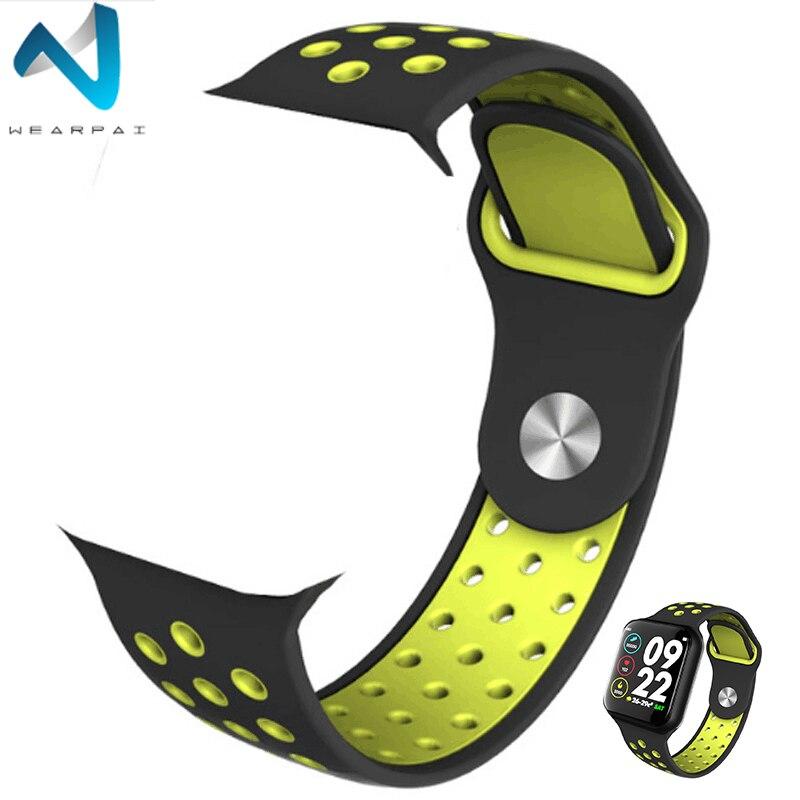 Wearpai F8 Smart Bracelet Strap Original Replacement Wrist Strap Smart Bracelet Additional Replacement