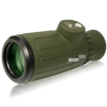 American Cavalry 8x42 Monocular HD Coordinates Range Waterproof Anti-fog Outdoor Portable Professional QB8x42