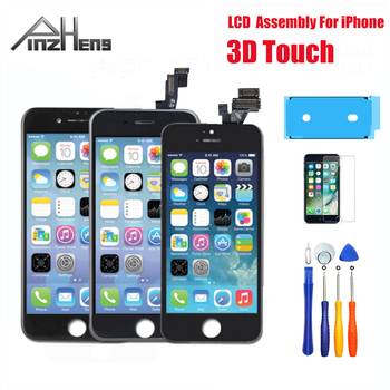 AAAA Display LCD For iPhone 6 6S 7 8 Plus Touch Screen Replacement Digitizer Assembly Display For iPhone 4S 5 5S SE LCD Screen replacement lcd screen assembly for iphone 5s