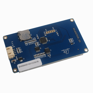 Image 4 - Nextion Basic NX4832T035 3.5 UART HMI Smart LCD Module Display with Acrylic Clear Case for Arduino Raspberry Pi  ESP8266