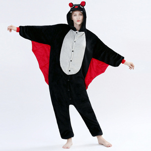 Image 4 - Vrouwen Eenhoorn Cosplay Kigurumi Onesie Volwassen Dier Pyjama Onesies Flanel Warme Zachte Nachtkleding Onepiece Anime Winter Jumpsuit