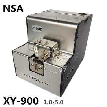Dispensador automático del alimentador del tornillo 1 Pza XY-900, máquina de alimentación del arreglo del tornillo, contador de tornillo 1,0-5,0mm ajustable 12V