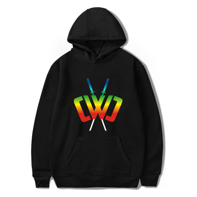 CHAD WILD CLAY THEMED HOODIE (18 VARIAN)
