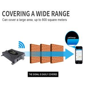 Image 2 - Lintratek 4G مكرر إشارة LTE 1800mhz مكبر صوت أحادي 65dB GSM1800 مكرر (الفرقة 3) 4G الهاتف المحمول إشارة الداعم مجموعة @ 5