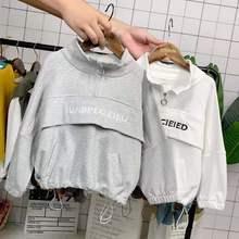 Kids Baby Boy Hoodies Clothes Long Sleeve