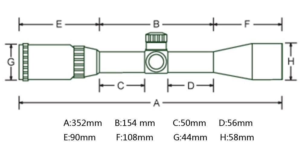 torres bloqueio reset riflescope