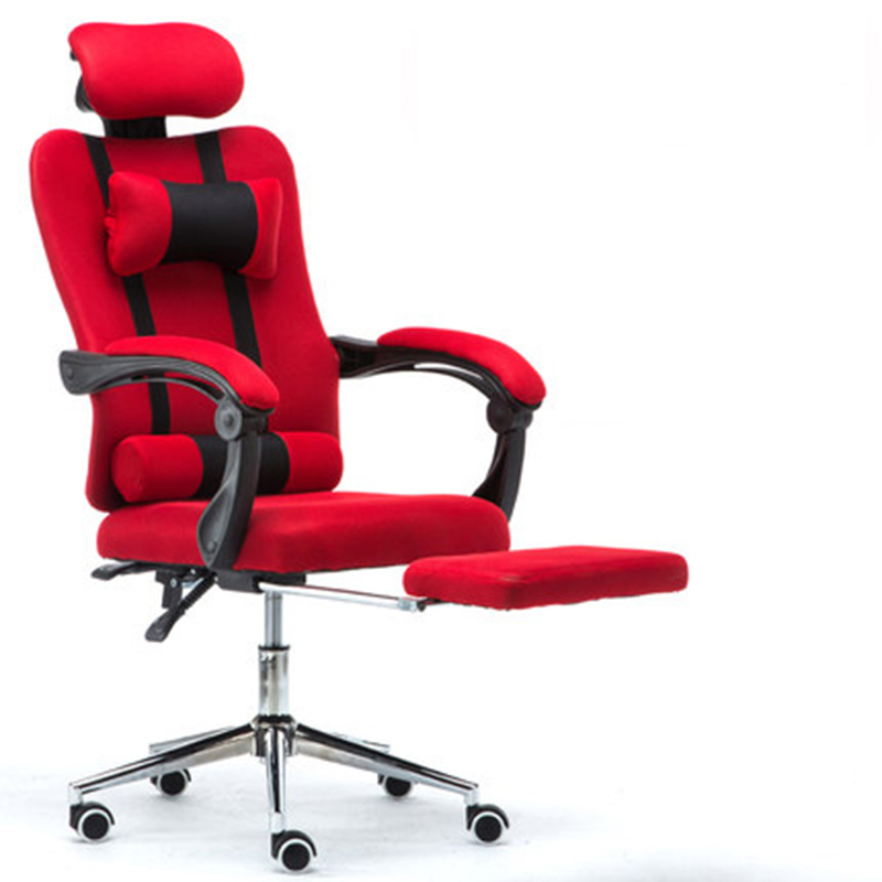 Household Computer Chair Office Chair Net Lifting Swivel Chair Simple Lounge Chair Reclining Chair Staff Chair Student Chair