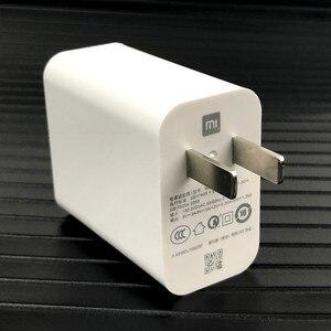 Image 2 - Xiaomi Mi 10 chargeur rapide Original 27w QC 4.0 adaptateur chargeur Turbo rapide Usb Type C câble pour Mi 9 T SE 10 pro k30 pro A3 Mix 3