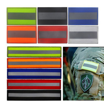3D Embroidery Patch Reflective Alpha FSB Patch Russian Tactical Morale Military Patch Backpack Chapter To Send Rough Surface velcro patch 3d tactical morale slogans army military badge labels embroidered stickers stick on for hats backpack clothes patch