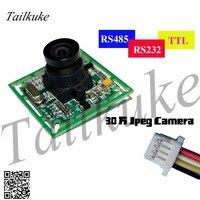 Serielle Modul JPEG Kamera RS232/RS485/TTL/modul Arduino Kamera Modul