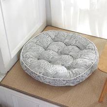 Круглая подушка в европейском стиле подушки для спины домашняя
