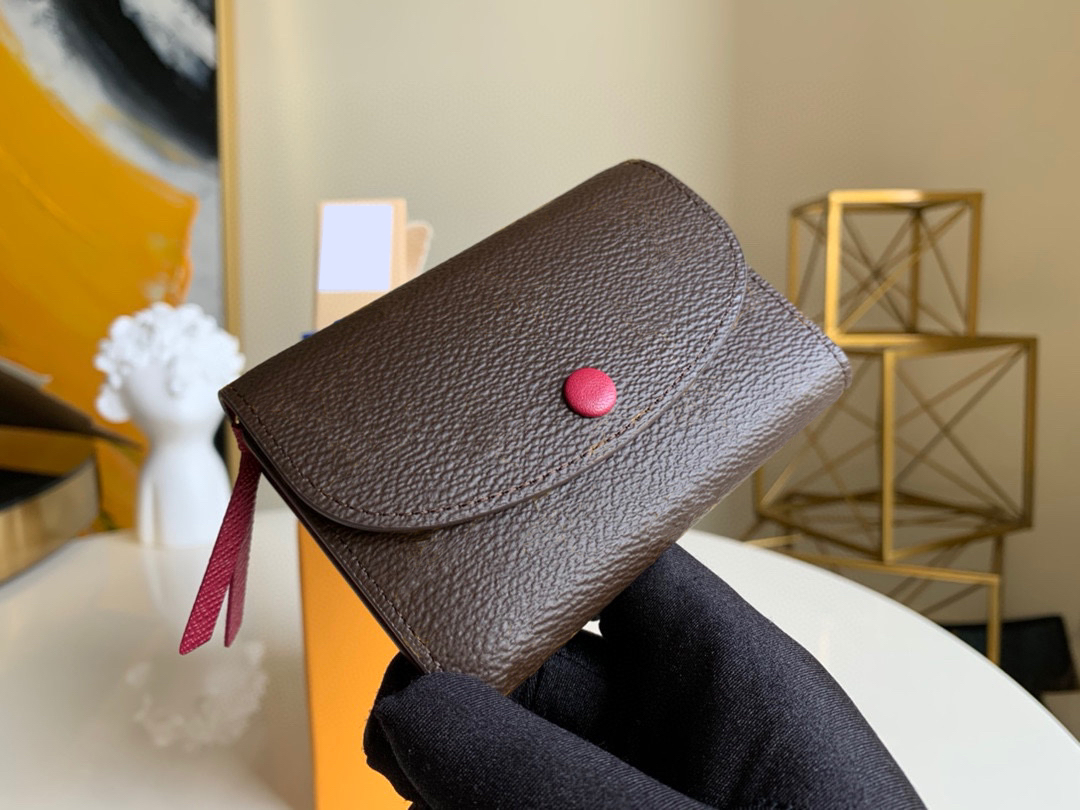 New high-quality customized luxury brand women's casual fashion wallets, card holders, wallets, coin bags