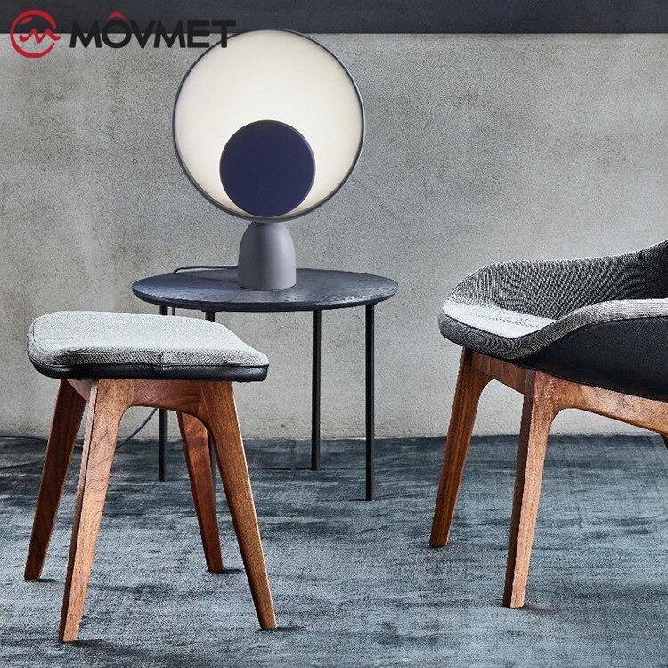 Nordic Post Modern Minimalist Table Lamp For Living Room Study