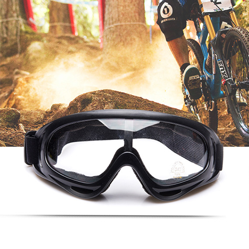 Outdoor Rider Wind Glasses Tactical Eyewear Desert Riding Sandproof Windproof Goggles Protection UV400 Polarized Sunglasses
