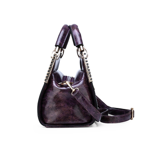 Image 3 - Gykaeo New 2020 Winter Female Street Shopping Messenger Bags Handbags Women Famous Brands PU Leather Shoulder Bag Sac Main Femme
