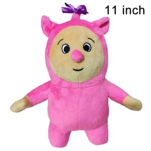 Image 4 - 2 unidades/lote de muñecos de peluche de Baby TV, Billy y Bam, muñecos de peluche suaves para niños, regalo de cumpleaños
