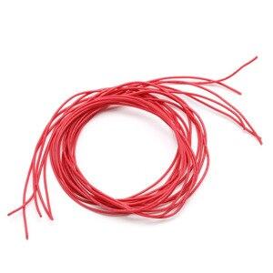 Image 4 - 2020 nouveau 1 ensemble 22AWG jauge fil Silicone Flexible toronné V # cuivre câbles 5m accessoires pour RC noir rouge