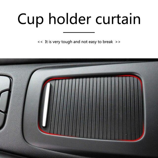 Vodool Achter Bekerhouder Roller Cover Blind Sliding Shutter Voor Bmw E92 E93 3 Serie M3 2005 2012 Merk nieuwe Accessoires