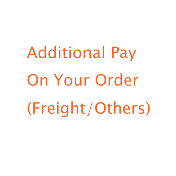 цена Additional Pay on Your Order Extra Shipping Fee or Extra Fee онлайн в 2017 году