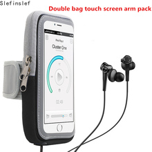 Armband-Cover Arm-Bag Motion-Phone Mobile Universal Sport Running for of The 4-6inch