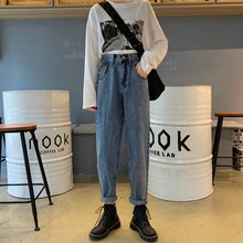 Женские прямые брюки zosol свободные штаны с завышенной талией