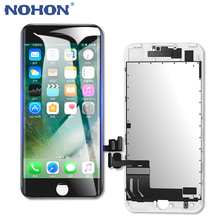 NOHON LCD Display Screen Replacement For Apple iPhone 6 6S 7 8 Plus 3D Touch Digitizer Assembly With Frame AAAA Phone LCDs Panel