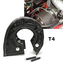 Turbo Hitteschild Turbocharger Deken Cover Voor T4 Turbo Behuizing Turbo T2 T25 T28 GT28 GT30 GT35(China)