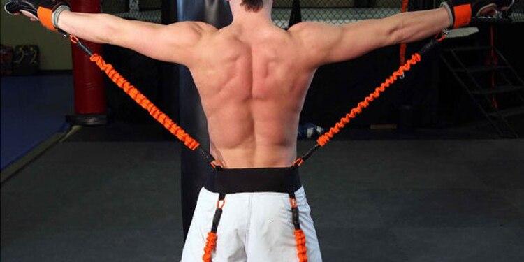 200LBS Taekwondo Boxe Crossfit Pular Faixas Da