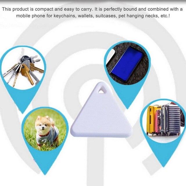 Portable Mini Bluetooth Pet Tracker GPS  2