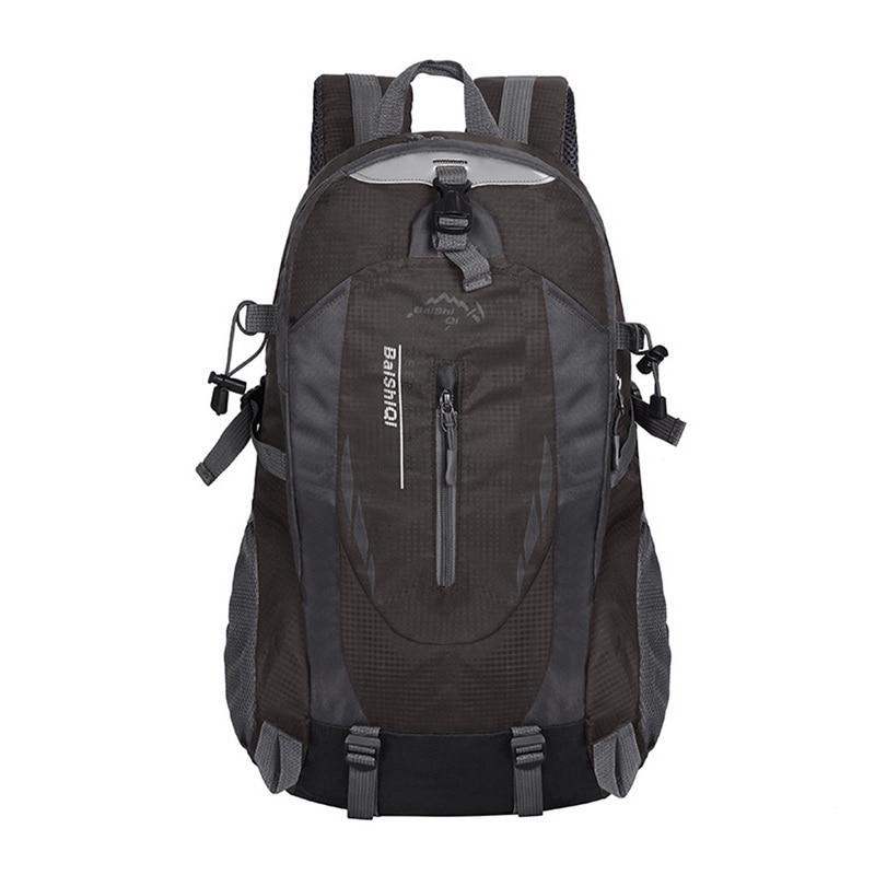 SHUJIN Waterproof Men Leisure Backpack Waterproof Backpack Laptop High Quality Designer Backpacks Male Female Nylon Travel Bags