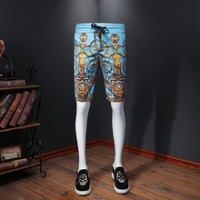 Casual Mens Shorts Slim Fit Streetwear Short