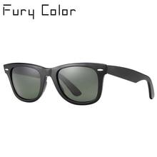 2019 BRAND DESIGNER Classic Polarized Mens Sunglasses Men Women Driving Square Frame Vintage Womens