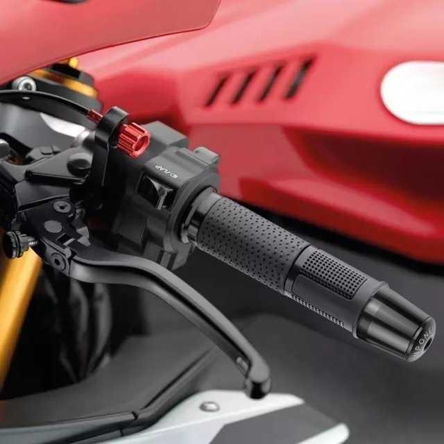 Sepeda Motor 22 Mm Stang Grip Handle Bar Cap Akhir untuk Honda CB600F CB 600F CB 600 F Hornet 2007- 2013 2008 2009 2010 2011 2012