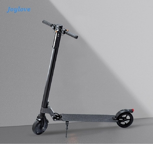 JOYLOVE Folding Electric Scooter Into The Era Of Step Artifact Super Light To Work Small Car Portable Ladies Adult Lightweight
