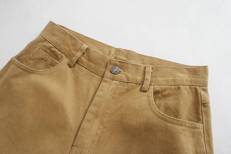TOPPIES Autumn Woman pants High Waist Trousers Cotton Sweatpants Plus Size Clothing 2020 Clothes