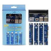 Handy Universal Batterie Aktivierung Board Quick Ladung Pcb Werkzeug Mit Usb Kabel Für Iphone Für Android Telefon Senden Werkzeug|Batteriezubehörteile und Ladezubehör|   -