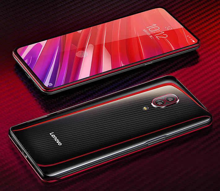 "Nouveau Lenovo Z5 Pro GT 4G LTE 6 GB/8 GB RAM 128 GB/256 GB ROM téléphone portable Snapdragon 855 Octa Core 6.39 ""16MP 24MP 3350mAh téléphone NFC"