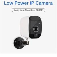 Baby Sleeping Monitors HD 1080P Wireless Battery IP Camera Infrared Night Version PIR M-otion Detection 130? Home WIFI Camera