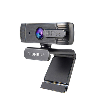 Original TISHRIC H701 Full HD Webcam 1080P Auto Focus Anti Peek Web Camera With Microphone USB Camera for PC Camera Web Cam 2