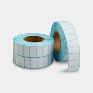Image 4 - Etichette di spedizione 20x10mm 700 adesivo con codice a barre Per rotolo più forte e spesso spedizione termica senza BPA, adesivo vuoto Per supermercato