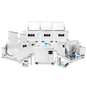 Image 5 - Przemysłowa maszyna do czyszczenia ultradźwiękowego DPF metalowy silnik części olej do odtłuszczania rdzy regulacja temperatury mocy ultradźwiękowa maszyna czyszcząca