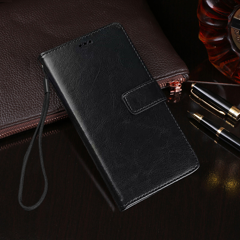 Business Leather Phone Case for Samsung Galaxy J7 Max Prime 2 A3 A300 A310 A320F A5 A510F J7 Duo Star 2018 XCover 4S 4 3 Cover image