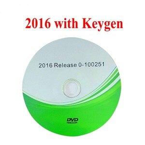 Image 3 - 2021 neue Ankunft 2017.R3 mit keygen auf DVD/Link Software und Installation video unterstützung 2017 modelle autos lkw für delphis