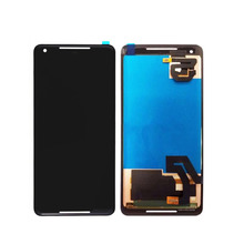 "Original 6.0"" For HTC Google Pixel 2XL LCD Display Touch Screen Frame Panel Digitizer Assembly For HTC Google Pixel 2 XL LCD"
