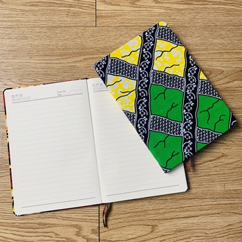 цена african accessories ankara Notebook Planner Agenda Diary Hard Cover Yearly Monthly Planning Papers Journal Notebook Daily Mem онлайн в 2017 году
