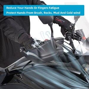 Image 2 - Motorcycle Hand Guard Protectors Handguards For Honda NC700X NC750 X NC750X DCT NC750S NC 750 X 2012 2013 2014 2015 2016 2017